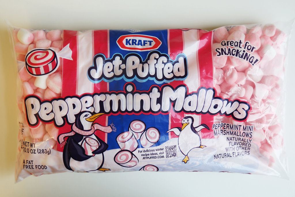 Jet-Puffed Peppermint Mallows