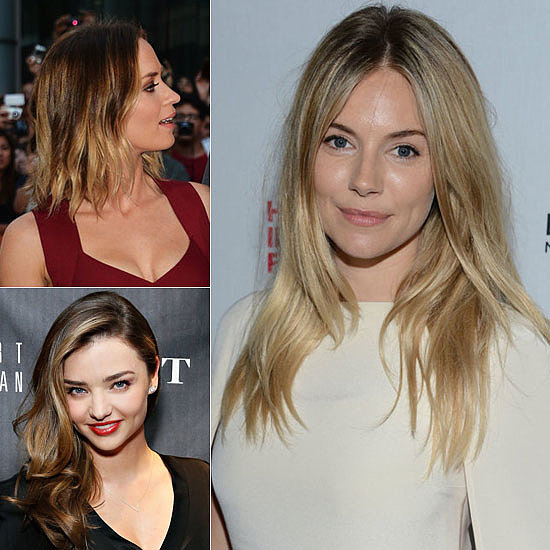 Beauty Spotlight: Your Celebrity Guide to Summer Hair