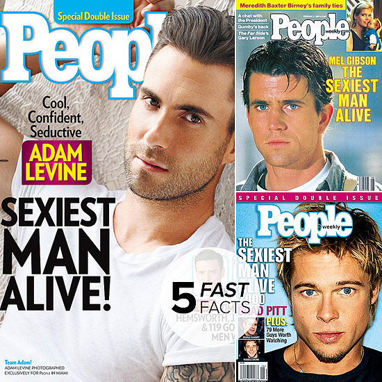 Everyone's Talking About People's Sexiest Man Alive — Here's What You Need to Know
