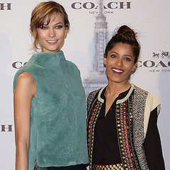 Frieda Pinto and Karlie Kloss Take Coach to Madrid