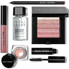 Katie Holmes has shown off her flawless skin since the Dawson's Creek days, and now there's a chance to steal her beauty style with the Bobbi Brown Katie's Favorites ($115) set. Classic and pretty, the set includes everyday makeup essentials like ballet-pink cream shadow, a mahogany-colored eyeliner, and miniature versions of the brand's mascara and makeup remover. — Laura Marie Meyers, assistant news editor