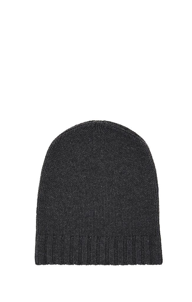 "BCBG Max Azria Jac Knit Hat ($68) ""We had the knit beanies on all of the models in our Fall 2013 runway, and people have been literally going crazy for them."""