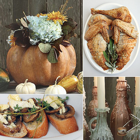 Thanksgiving dinner party ideas popsugar home for Thanksgiving home ideas