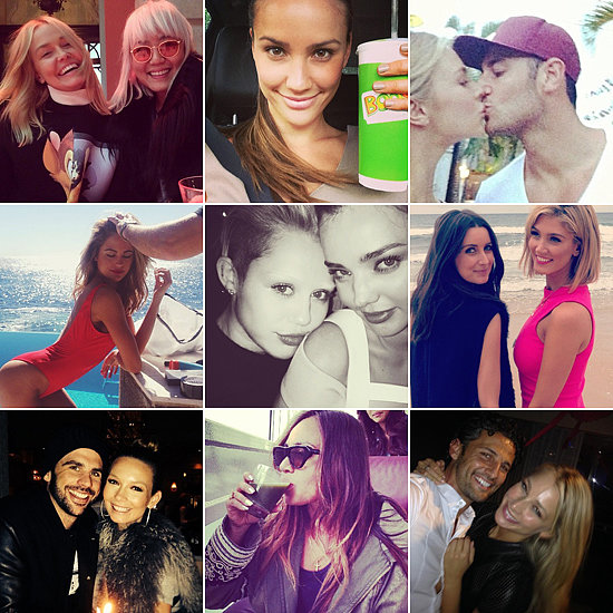 BFFs, Sweet Couples and More of the Week's Cute Celebrity Candids