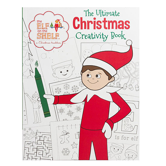 The Ultimate Christmas Creativity Book