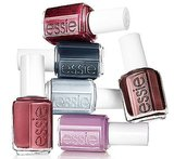 The Essie Winter polish collection was the top repinned among all the holiday collections. So now you know just what to get the nail polish lover this season.