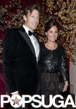 Pippa Middleton attended the Sugarplum gala in London with her boyfriend, Nico Jackson.