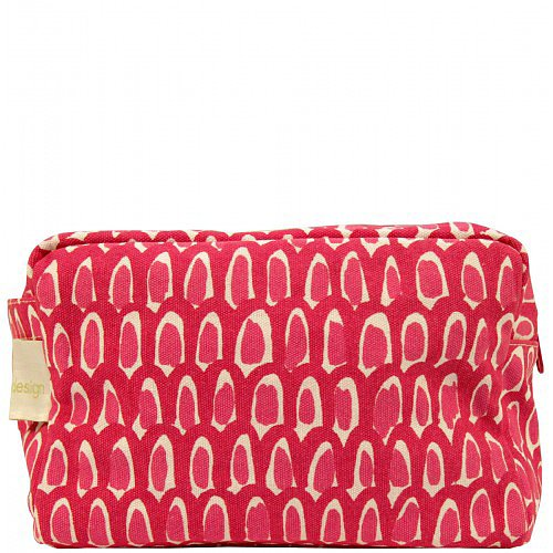 Anyone who travels a lot would appreciate a brightly patterned toiletry bag like this one, the large cosmetics bag ($26) from See Design. It almost makes you want to plan a trip! — Shannon Vestal, TV and movies editor