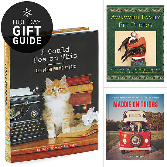Check everyone off your gift list this holiday season with a book that showcases the cuteness of animals. From silly to serious, all of these POPSUGAR Pets picks have one thing in common — total adorableness.