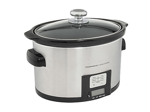 Chilly Winter months mean a lot more hot meals at home, and a Cuisinart slow cooker ($60, originally $110) can help you get creative without spending more time slaving in the kitchen.  — Becky Kirsch, entertainment director
