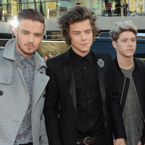 One Direction Pictures at 2013 American Music Awards
