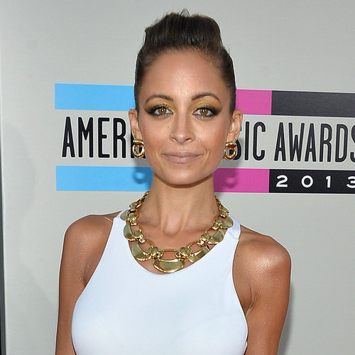 Nicole Richie at the American Music Awards 2013