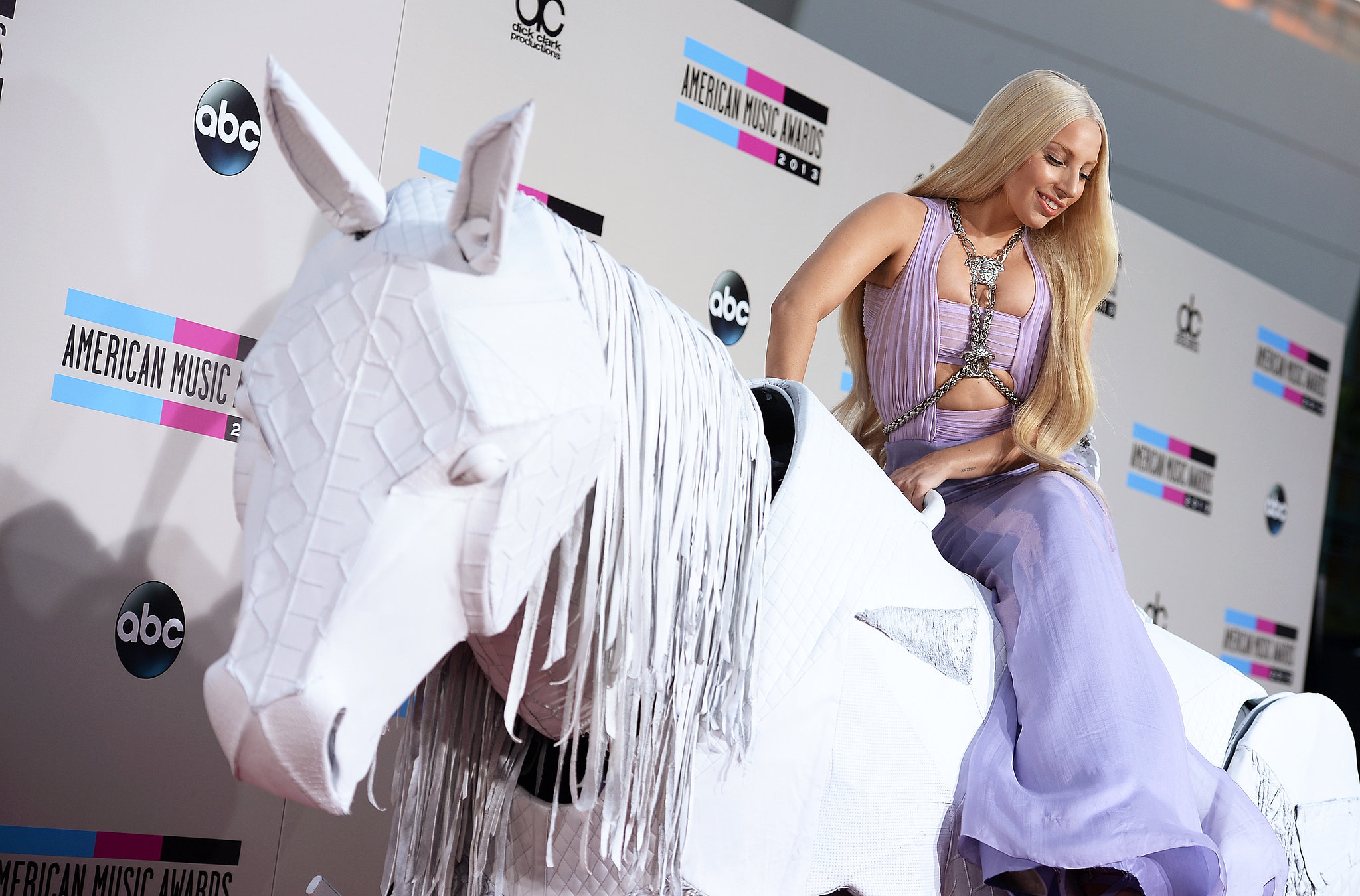 Image result for lady gaga 2013 american music awards