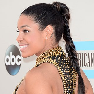 Jordin Sparks Hair and Makeup at American Music Awards 2013