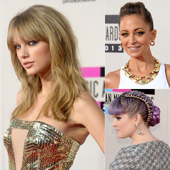 Updated: Beauty Looks From the American Music Awards
