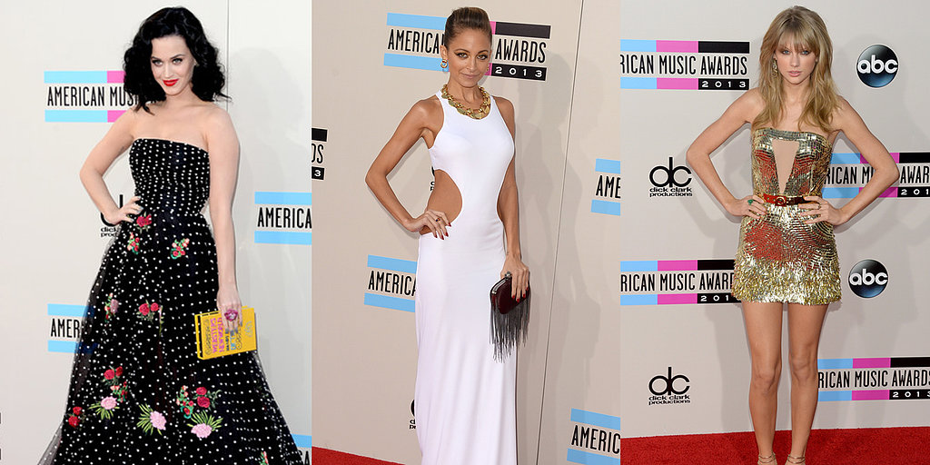 Who Wore What To The American Music Awards — Updated!