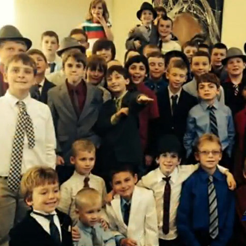 School Kids Come Together For a Bullied Friend | Video