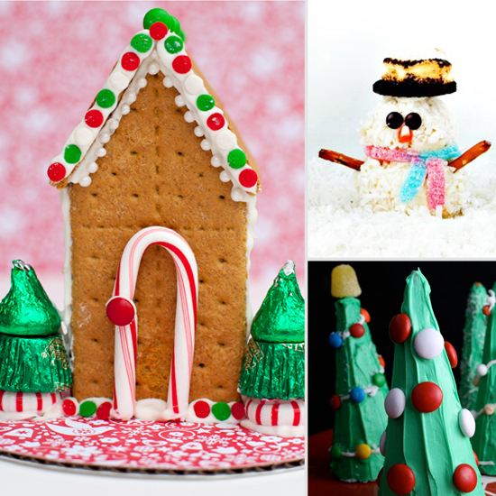 how to make a gingerbread house easy for kids