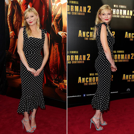 We Spot Kirsten Dunst Looking Stunning in Sydney
