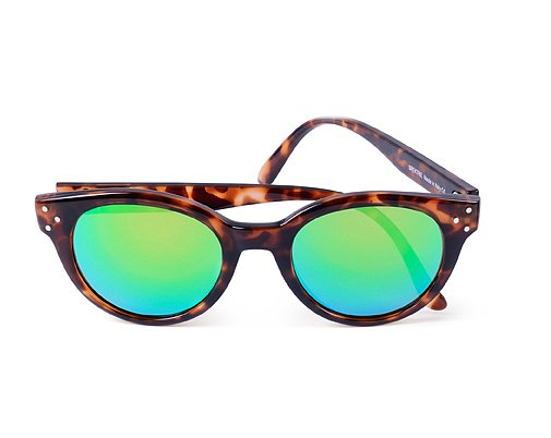 "Spektre Sunglasses ($142) ""These sunglasses come in fun colors and frames with colored mirror lenses, and they're much cooler than the Ray-Bans everyone bought last Summer. This is a perfect gift for someone on your list who's going away this Winter!"""