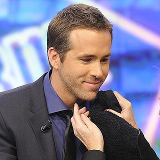 Ryan Reynolds on Spanish TV | Pictures