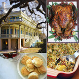 A Thanksgiving Menu That Offers Southern Hospitality