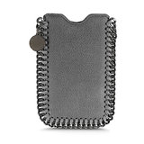 Want the leather look? This gunmetal gray case ($325) from Stella McCartney is a stylish — and vegan — option.