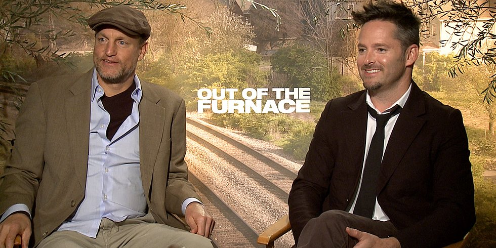 "Woody Harrelson: Out of the Furnace Channeled My ""Dark Side"""
