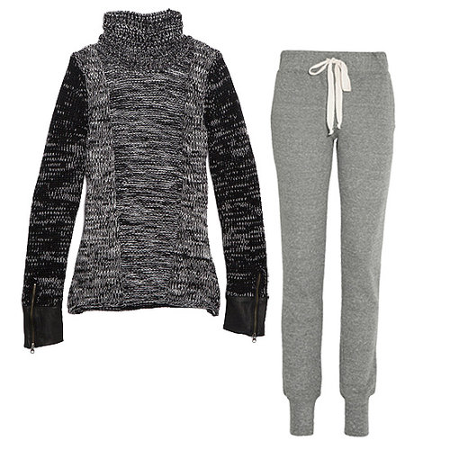 Cute Sweatpants Outfit For Women