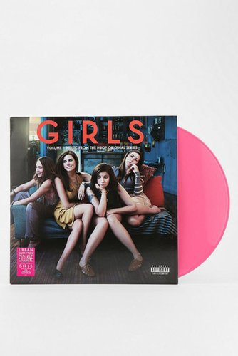 Girls Soundtrack Vol. 1 LP ($22)
