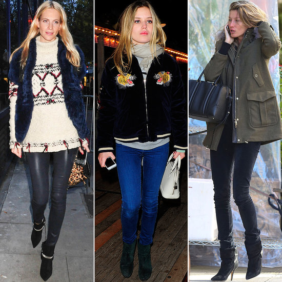 The Best Off-Duty Looks From Today's Biggest Models