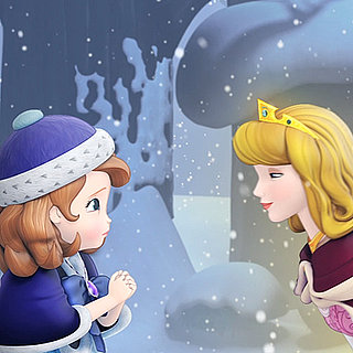 Princess Aurora Visits Princess Sofia in Holiday Episode