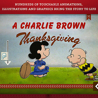Charlie Brown Thanksgiving App