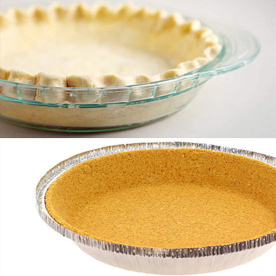 Did You Use Homemade Pie Crust or Store-Bought Pie Crust?