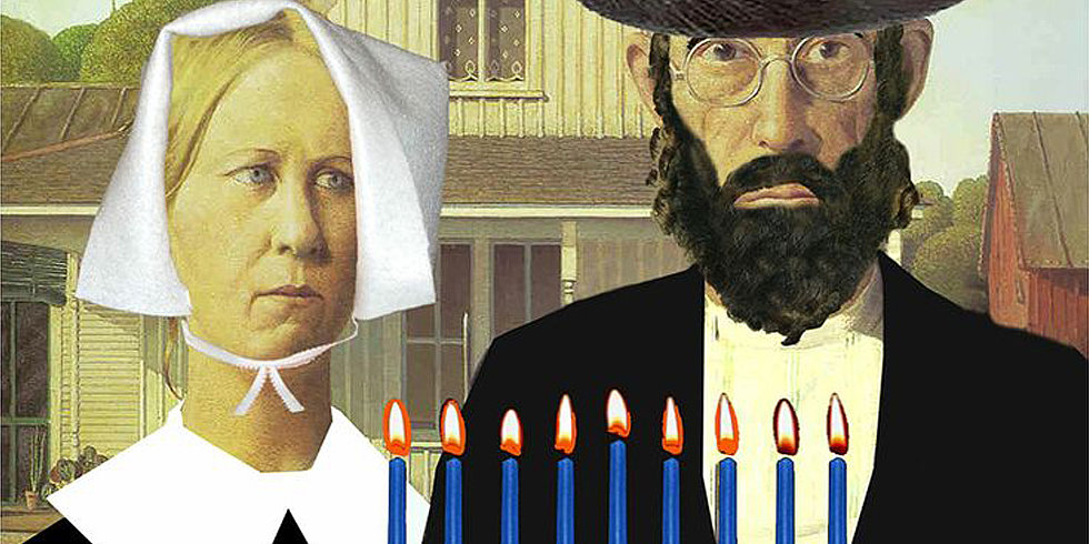 Gobble Tov! How to Celebrate Thanksgivukkah as a Couple