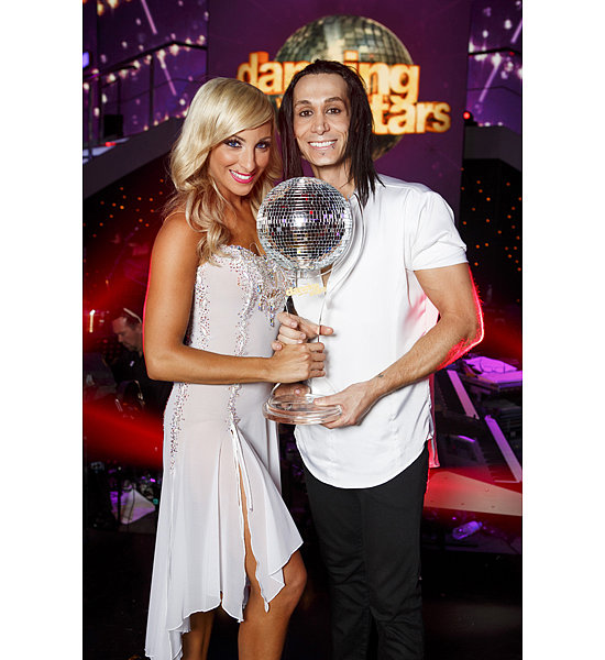 Cosentino Is the Winner of Dancing With the Stars 2013