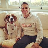 Andy Cohen got casual for the holidays. Source: Instagram user bravoandy
