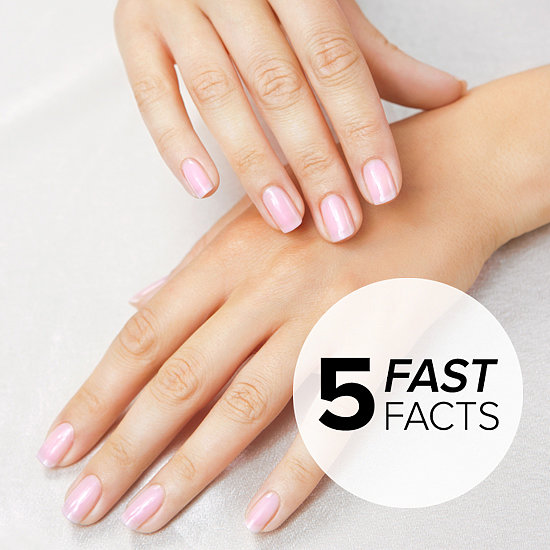 Five Fast Facts: What You Don't Know About Your Fingernails