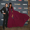 Launch Party The Face Australia: Naomi Campbell, Zac Posen