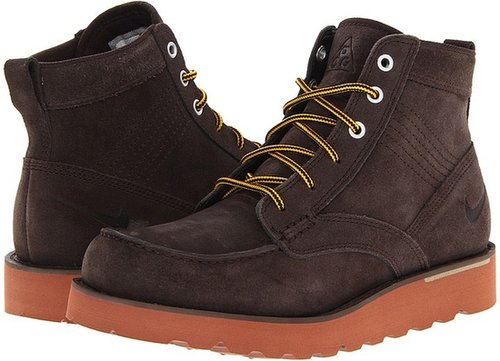 Nike - Kingman Leather (Velvet Brown/Henna/Bamboo/Velvet Brown) - Footwear
