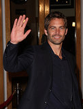 Paul Walker waved to fans as he arrived at the LA premiere of Fast & Furious in March 2009.