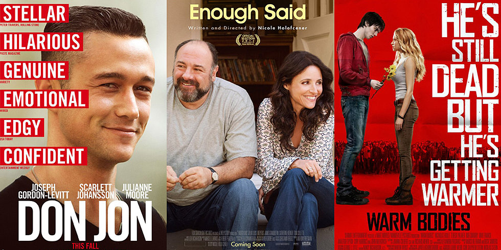 What Is the Best Romantic Comedy of 2013?
