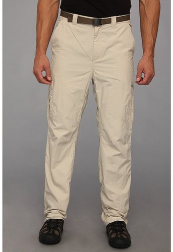Columbia - Silver Ridge Cargo Pant - Tall (Fossil) - Apparel