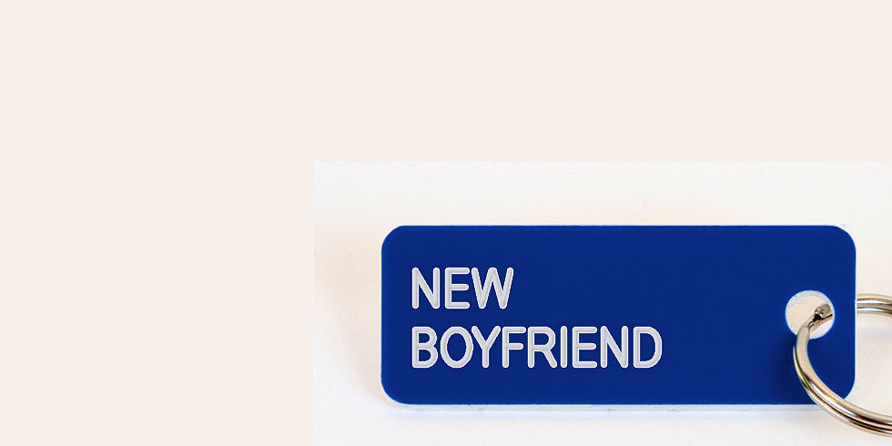Give Your New Boyfriend Something He'd Actually Want