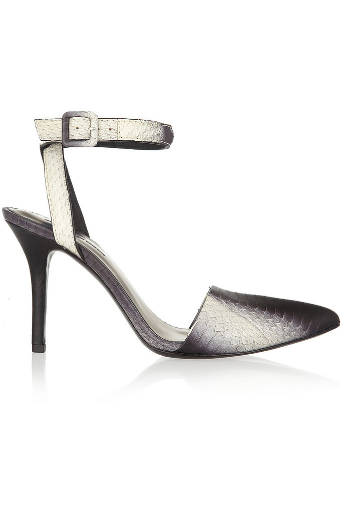Alexander Wang Watersnake Pumps ($323, originally $645)