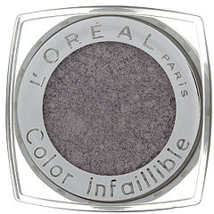 L'Oreal Paris Infallible Eyeshadow Flashback Silver 15