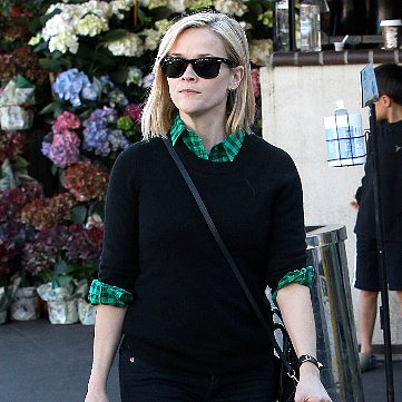 Reese Witherspoon's Short Haircut 2013