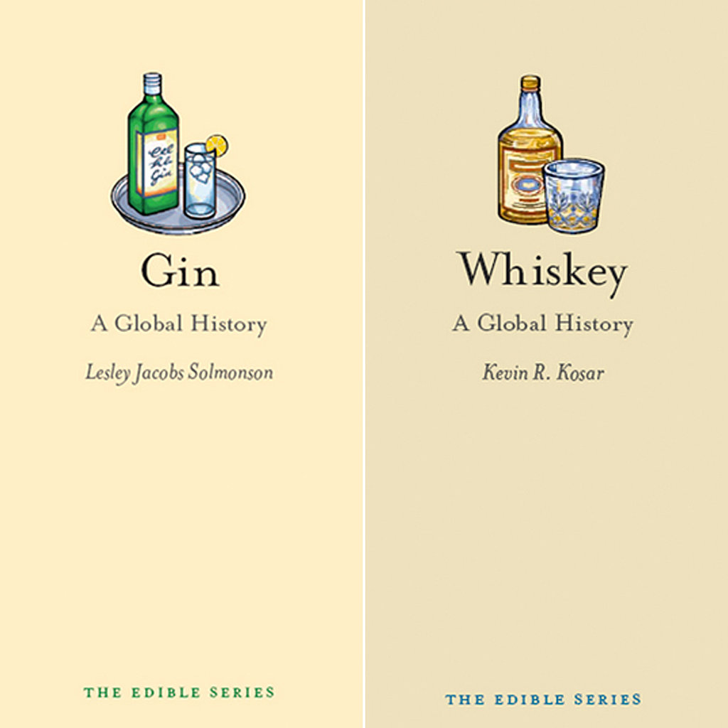 Spirits History Books