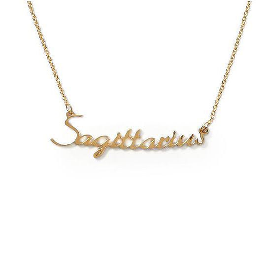 The Necklace to End All Bad Pickup Lines