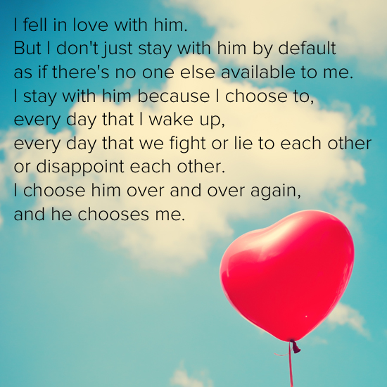 Love Quotes For Him From Novels : Love Quotes From Books 2013 POPSUGAR Love & Sex